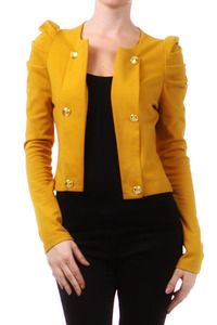 The Beautiful Iconic blazer from my E-Boutique... <3