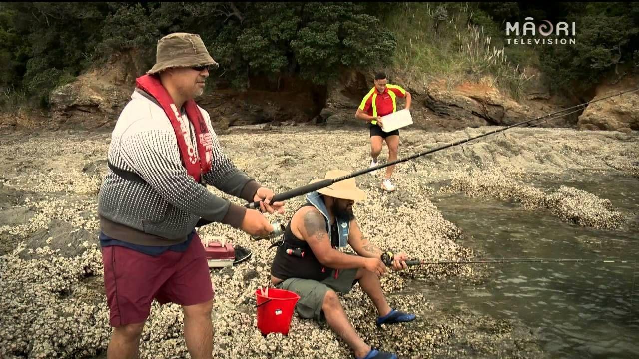 Māori Television Advertisement NZ Post Toka Safety Rock