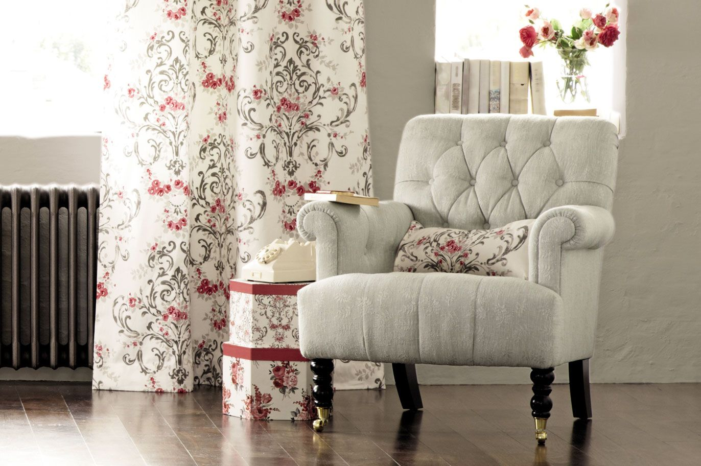 Alberton Upholstered Chair Laura Ashley Furniture