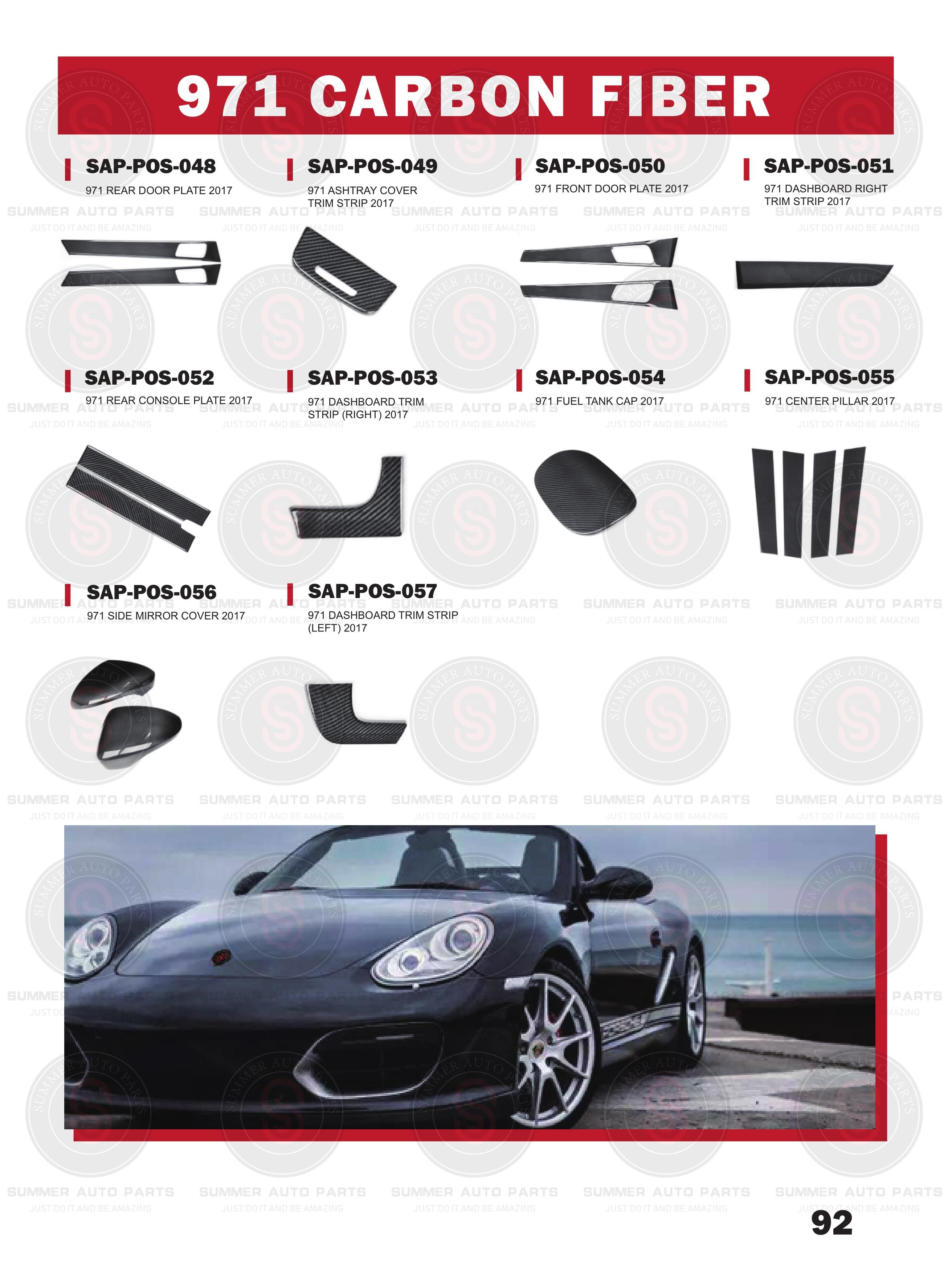Porsche Catalogue Summer Auto Parts In 2020 With Images