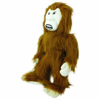 Vip Mighty Liar Bigfoot Interactive Extreme Durable Washable Pet