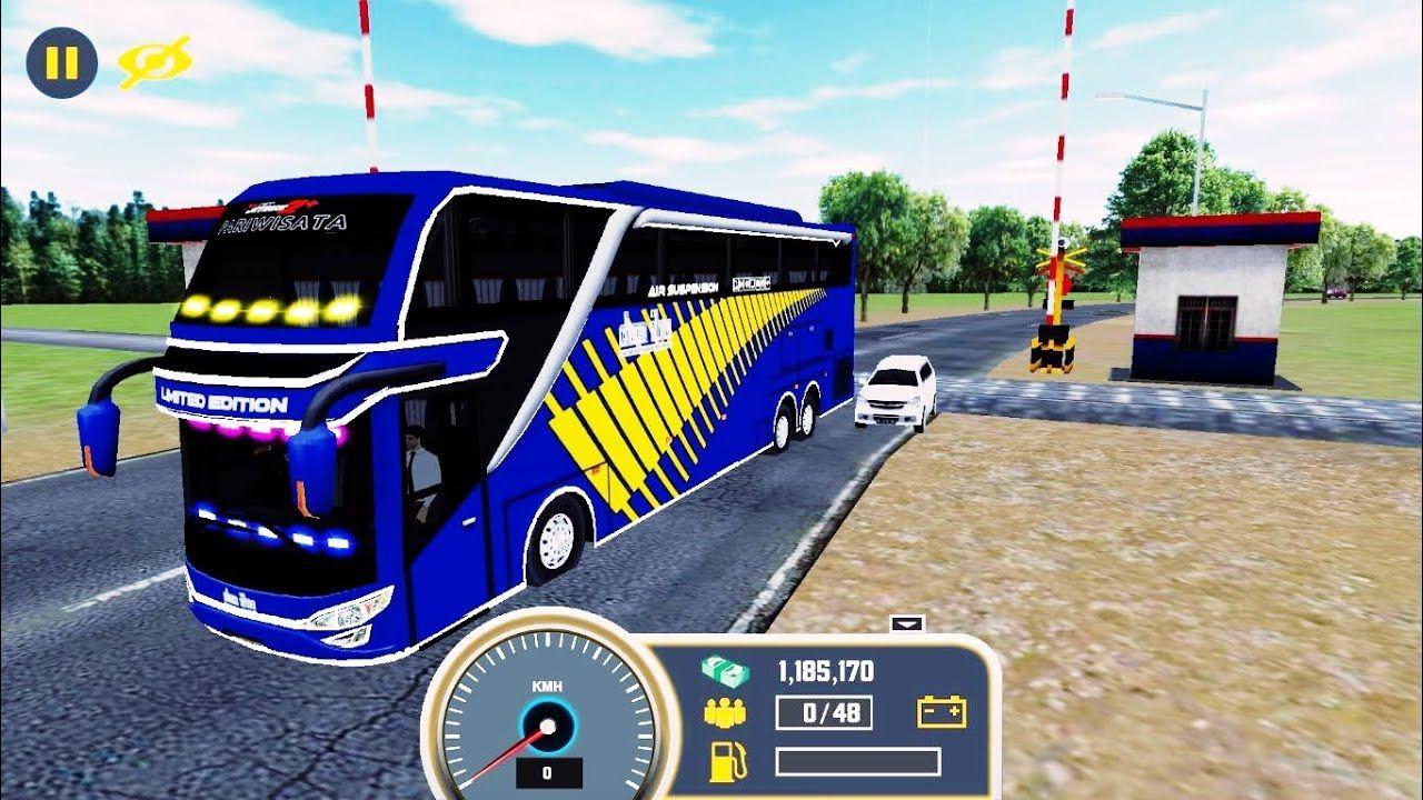 Mobile Bus Simulator Game Mobil Bus Mainan Anak Permainan Mobil Mobilan Full Strobo Warna Warni Mobil Mainan Mainan Anak