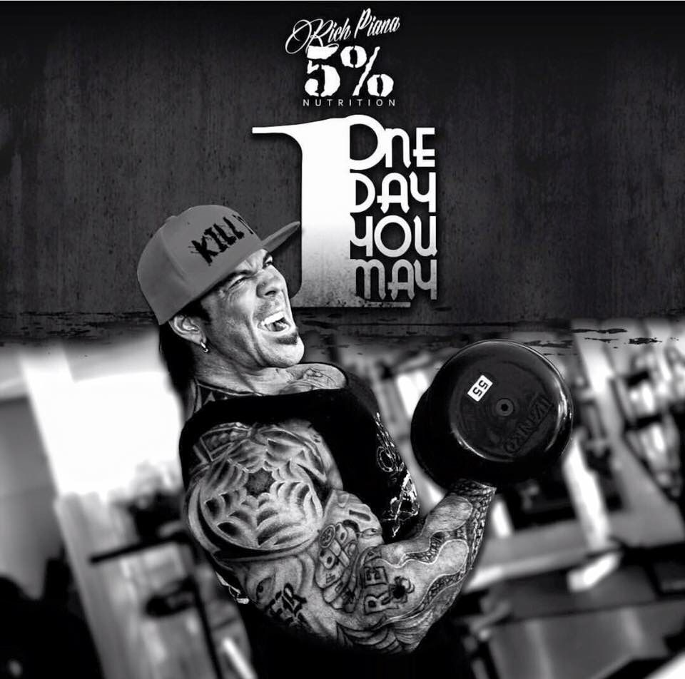 1day You May Loveitkillit Rip Rich Piana Bodybuilding Motivation Bodybuilding Workouts Fitness Wallpaper