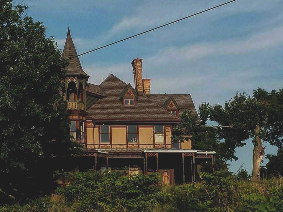 America's Most Haunted Houses | POPSUGAR Home