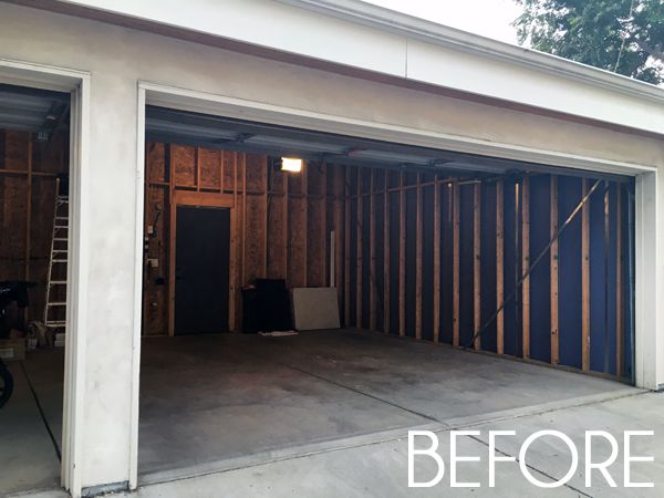 Makeover 7: Converting A Garage Into A Dream Studio | Housing Features |  Pinterest | Dream Studio, Studio And Simple Living Room
