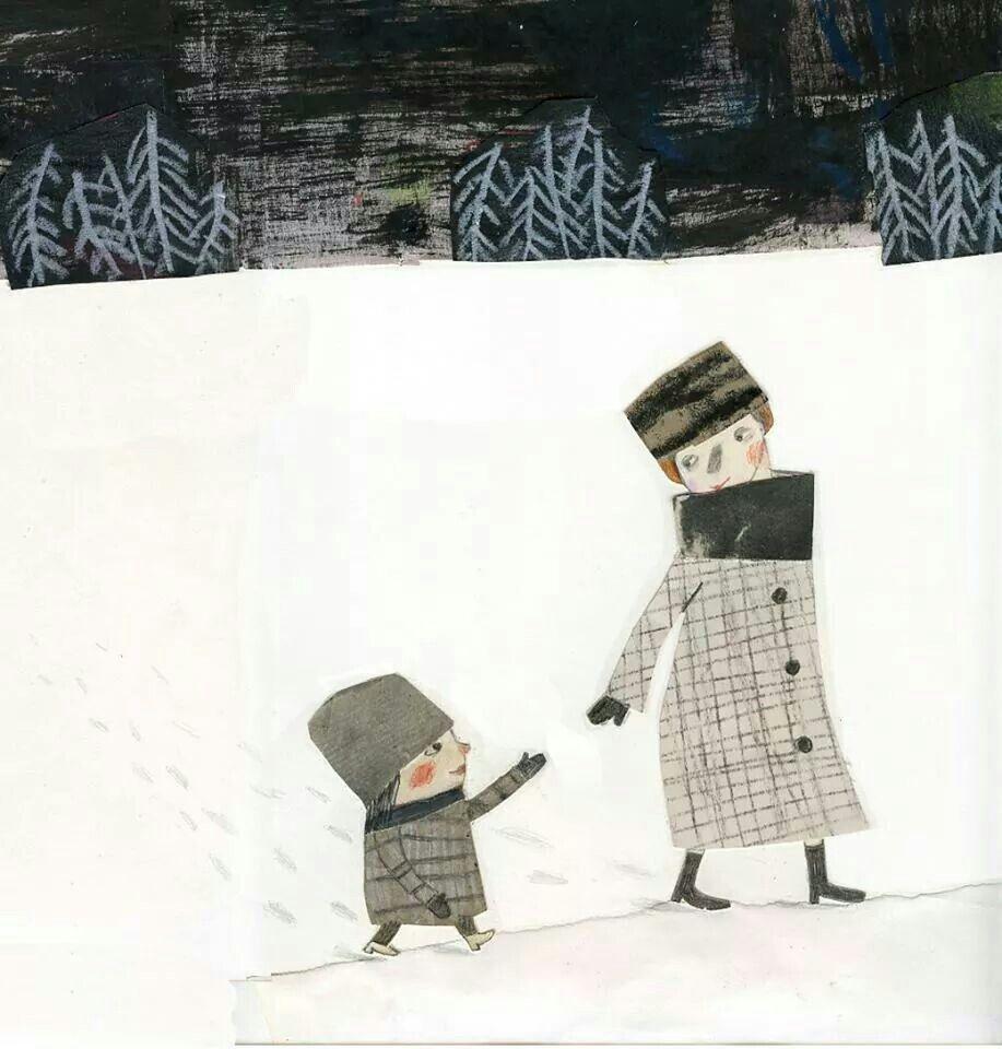 """Manon Gauthier.  """"Gran-mère, elle et moi"""""""