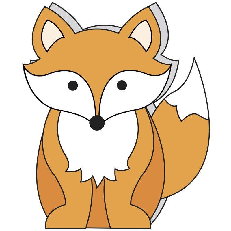Ausmalbilder Kinder Fuchs: Fuchs Basteln - Google-Suche