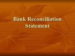 By Undertaking Comprehensive Bank Reconciliation Activities We