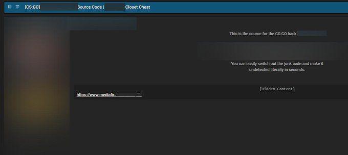 cs go cheats source code