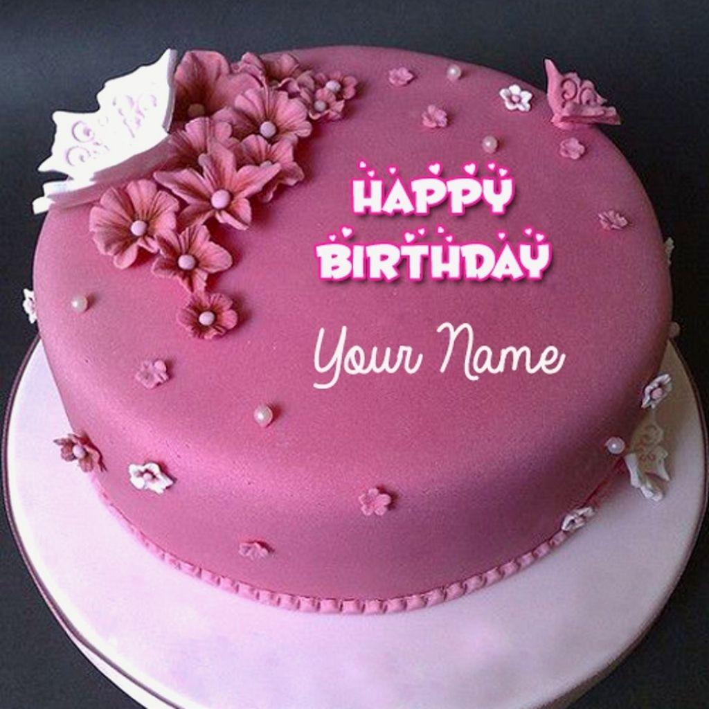 تورتات اعياد ميلاد بالاسماء اشكال والوان تورت لاعياد الميلاد بالاسماء احساس ناعم In 2020 Cake Name Fondant Cakes Birthday Latest Birthday Cake