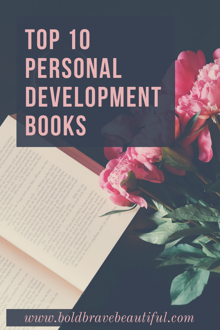 The Top 10 Personal Development Books | Rising Unafraid