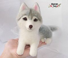 Siberian Husky - Artist Needle Felted Dog Sculpture - Dog Portrait - Sculpture of your pet (WoolArtToys) Tags: portrait sculpture dog art dogs animal felted miniature husky soft arctic needle siberian #miniaturehusky Siberian Husky - Artist Needle Felted Dog Sculpture - Dog Portrait - Sculpture of your pet (WoolArtToys) Tags: portrait sculpture dog art dogs animal felted miniature husky soft arctic needle siberian #miniaturehusky Siberian Husky - Artist Needle Felted Dog Sculpture - Dog Portrait #miniaturehusky