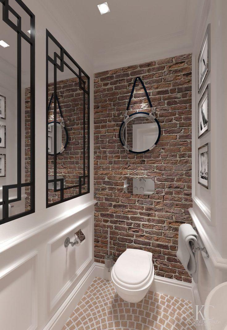 15 id es pour le rev tement mural de ses toilettes Revetement mural pour salle d eau