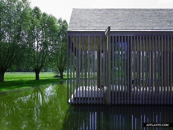 Refuge House // Wim Goes Architectuur   Afflante.com