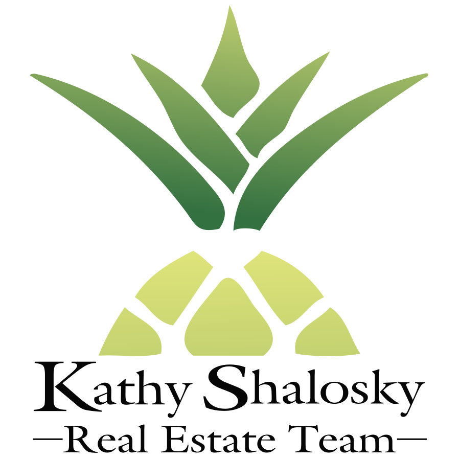 All Things Real Estate by Kathy Shalosky Pineapple, Signage