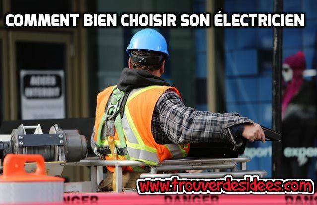 Comment bien choisir son électricien ? #électricien #électricité