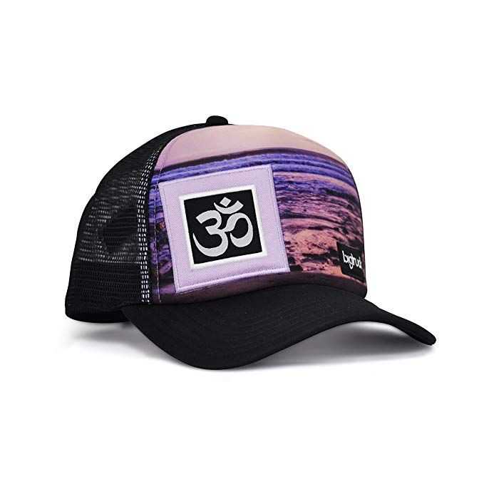 fb20a66eba9 bigtruck Original Yoga Mesh Snapback Trucker Hat