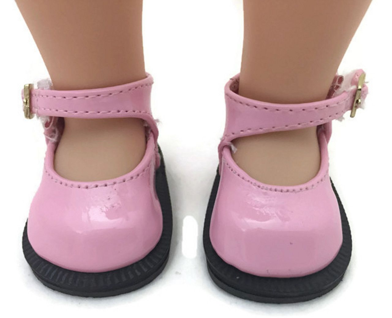 dee8470b40cb Mary Janes-Pink for Wellie Wishers Dolls | Pinterest | Dolls, Girl ...