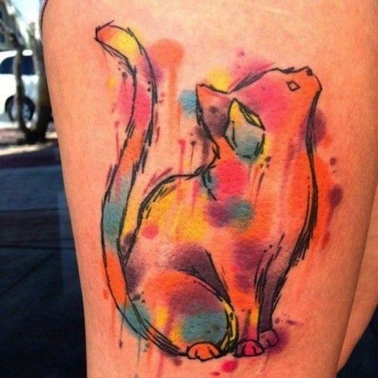Pin De Claudia Membreño En Ideas Tattoos: Pin De Claudia Janeth Gonzalez En Tattoo Gatos