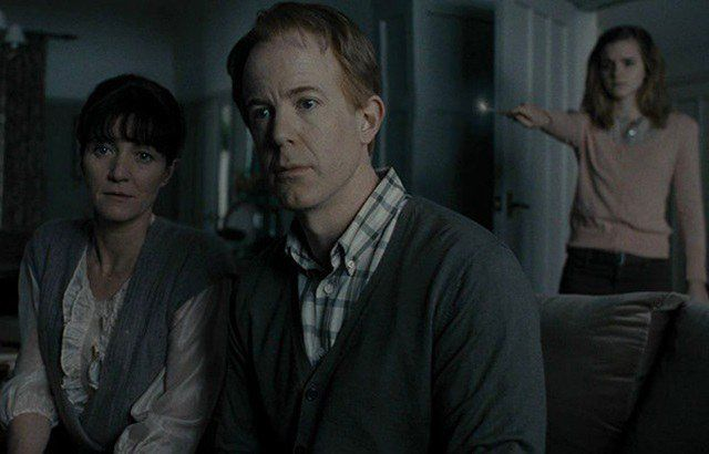 Michelle Fairley As Mrs Granger Harry Potter Games Harry Potter Now Michelle Fairley