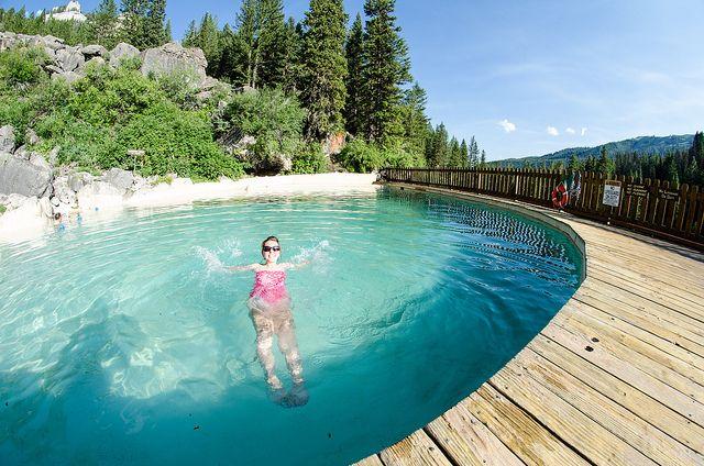 gartenpool salzwasser pool schwimmbecken im garten Schwimmbäder - schwimmbad selber bauen