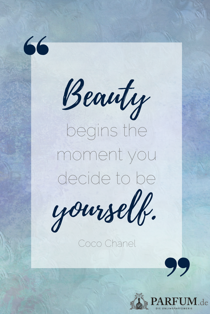 Wie Recht Coco Chanel Mit Diesem Zitat Hat Cocochanel Zitat