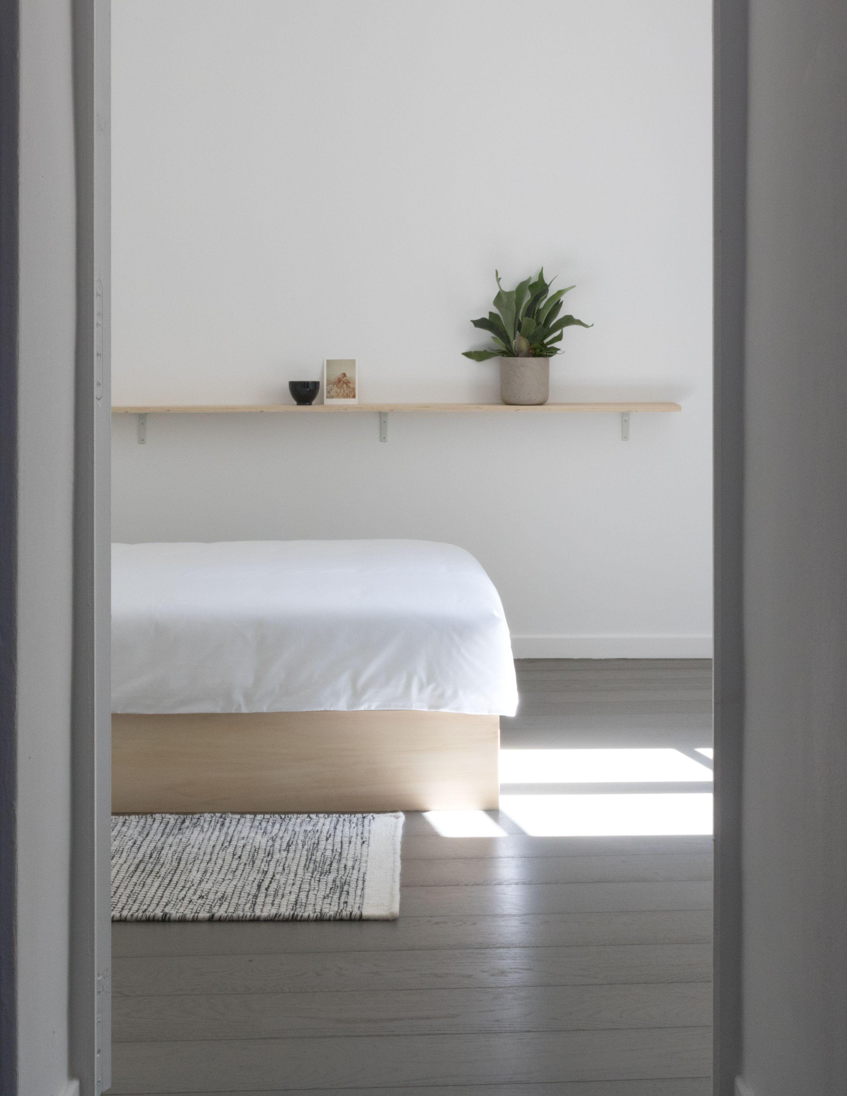 simplistic design and living interior modern house bedroom ideas bed simple minimal minimalist room