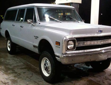 1970 Chevy Suburban Chevy Suburban Chevy Chevy Trucks