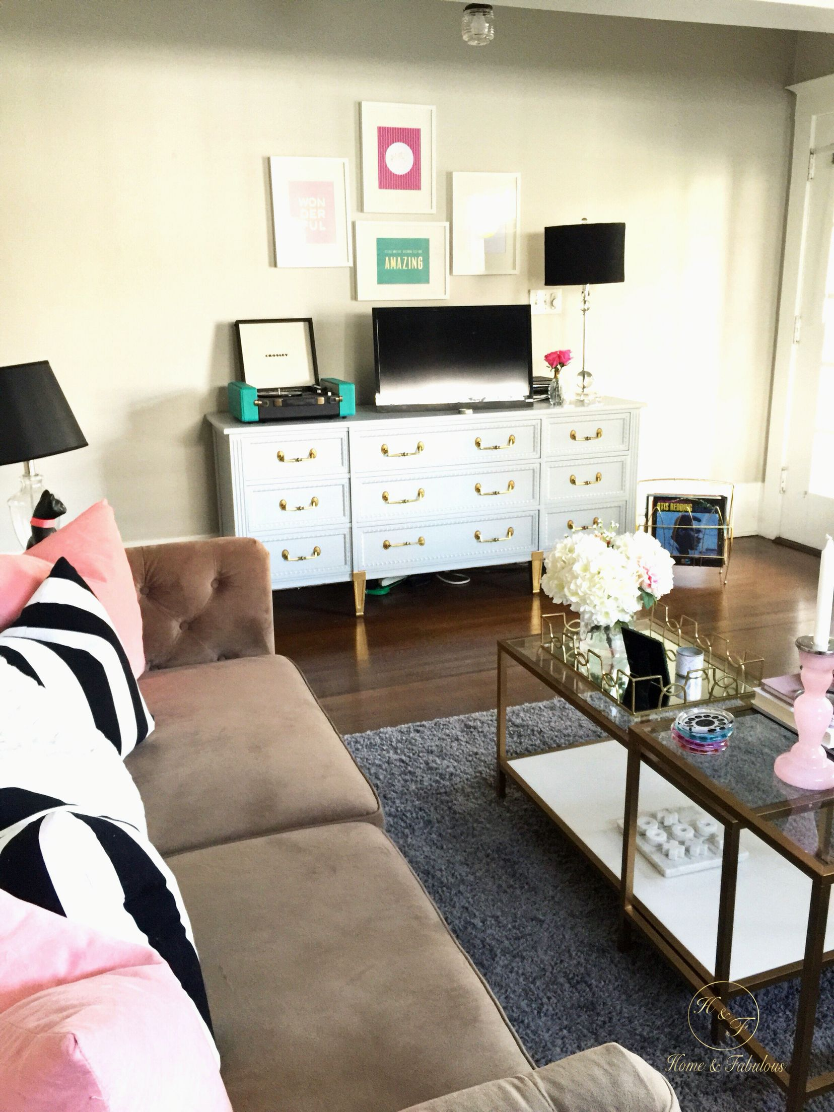 Home And Fabulous Girly Apartments Apartment Decor Kitchen