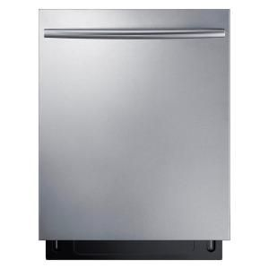 Samsung 24 in Top Control Tall Tub StormWash Dishwasher in