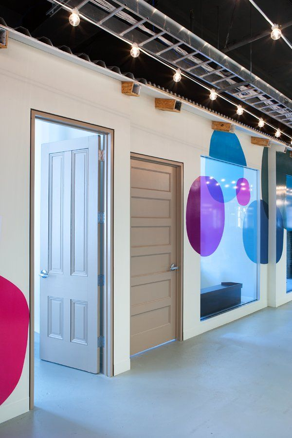 The Engine Room Design: Office Tour: Tour LivingSocial's New And Energetic D.C