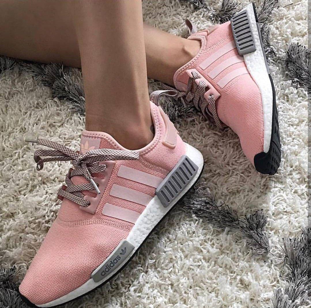 new product f7aba db8ad adidas Originals NMD in rosé grau    Foto  jazzybmakeup  Instagram
