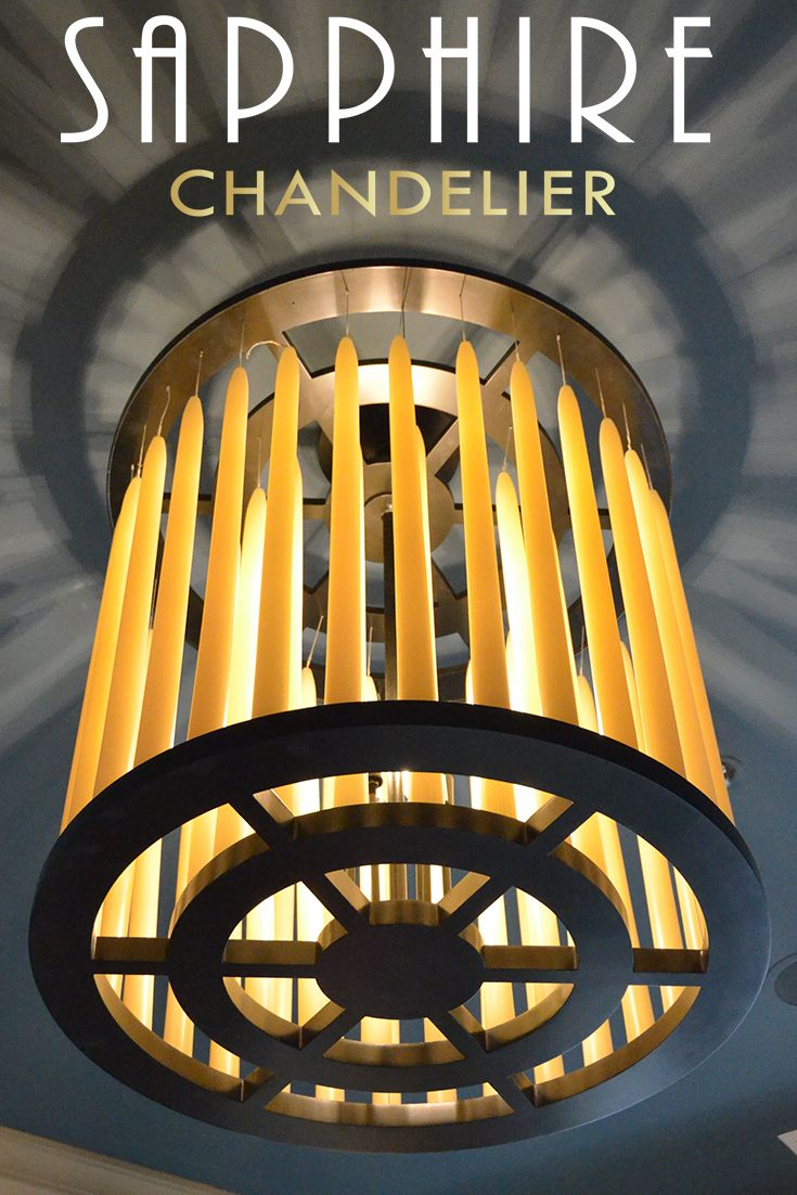 Usa made custom chandelier designed and crafted for dollywood sapphire chandelier is a manufacturer of custom lighting for national and international clients we do custom lighting manufacturing for hotels casinos arubaitofo Choice Image