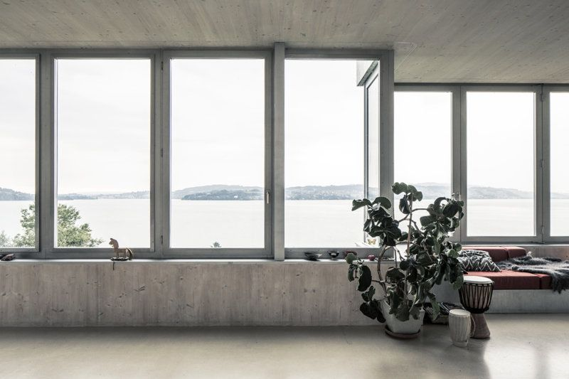 2008 2011 Vorderberg Kehrsiten Neubau Wohnhaus Fur Eine