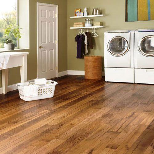 Suelo en lavander a ideal para zonas h medas y con alto for Bano con lavanderia