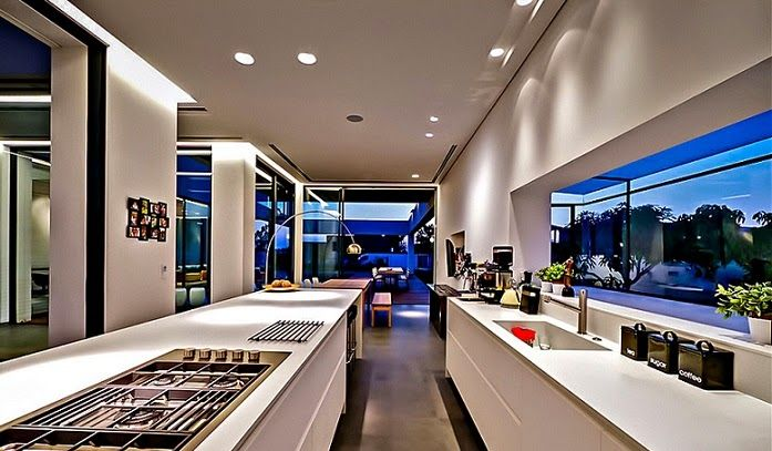 Villa C Inspirada en feng shui   Gal Marom Architects    www