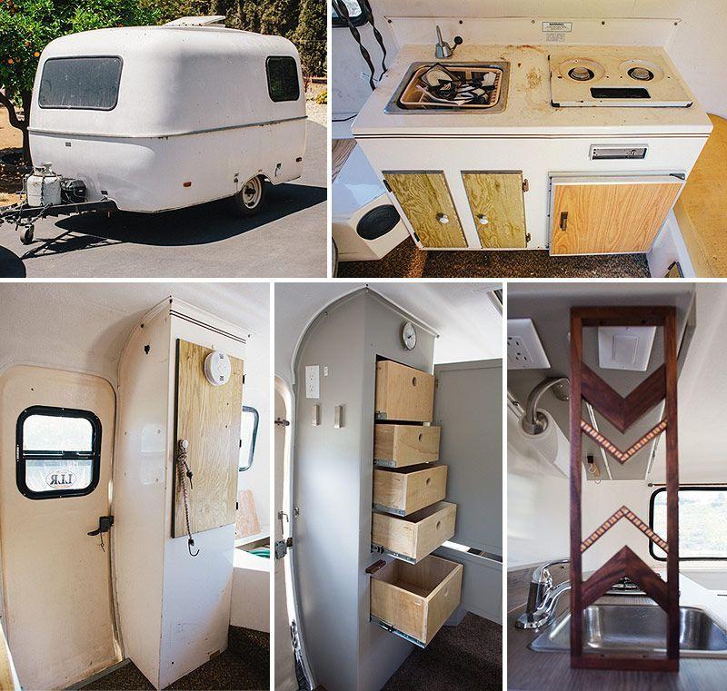 Transit Toilet In The Van Ooh Or Ew Interior De Furgoneta