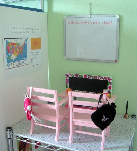 Superb How To Make A Cheap Dollhouse For American Girl Dolls / Clue Wagon