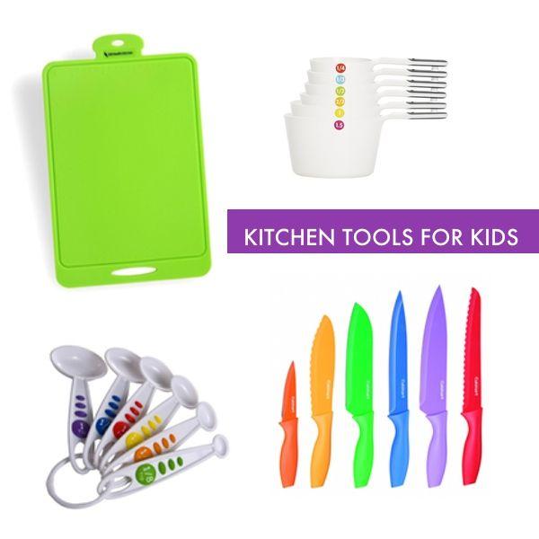 ideias úteis para receber as crianças na cozinha em Shutterbean.com.  Obtê-los curioso & noivos!