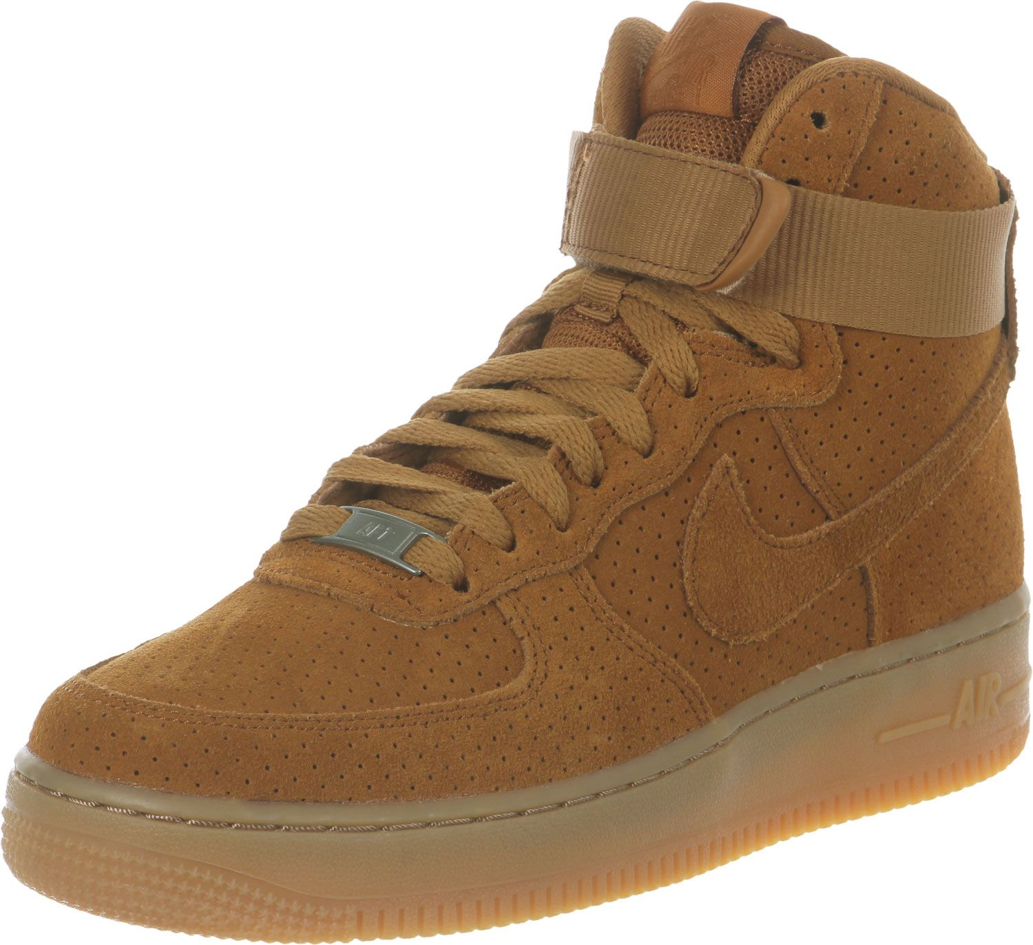 Nike Air Force 1 Hi Suede W Calzado marrón
