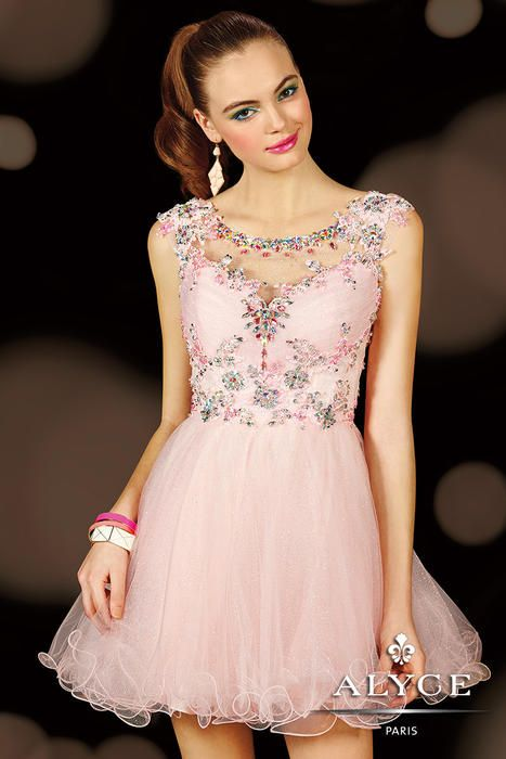 Sweet 16 by Alyce Paris 3593 Alyce Sweet Sixteen Hot Prom Dresses ...