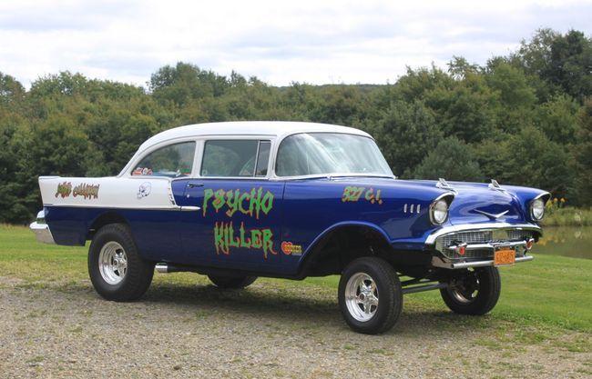 1957 Chevrolet Bel Air Gasser For Sale Hotrodhotline Com Chevrolet Bel Air Chevrolet 1957 Chevrolet