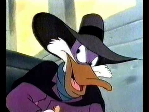 Darkwing Duck - Promo # 2 [90's Disney Channel Middle East] - YouTube