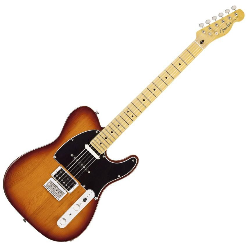 Fender Modern Player Telecaster Plus Honey Burst Telecaster Electric Guitar Fender American Special Telecaster