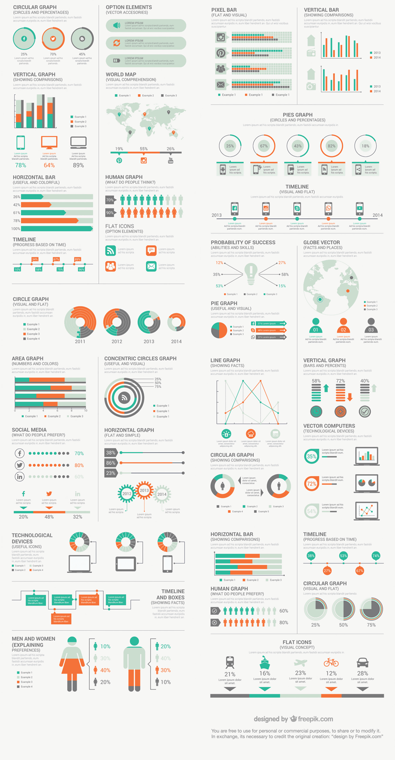 Free infographic elements pack from freepik templates pinterest free infographic elements pack from freepik powerpoint template toneelgroepblik Choice Image