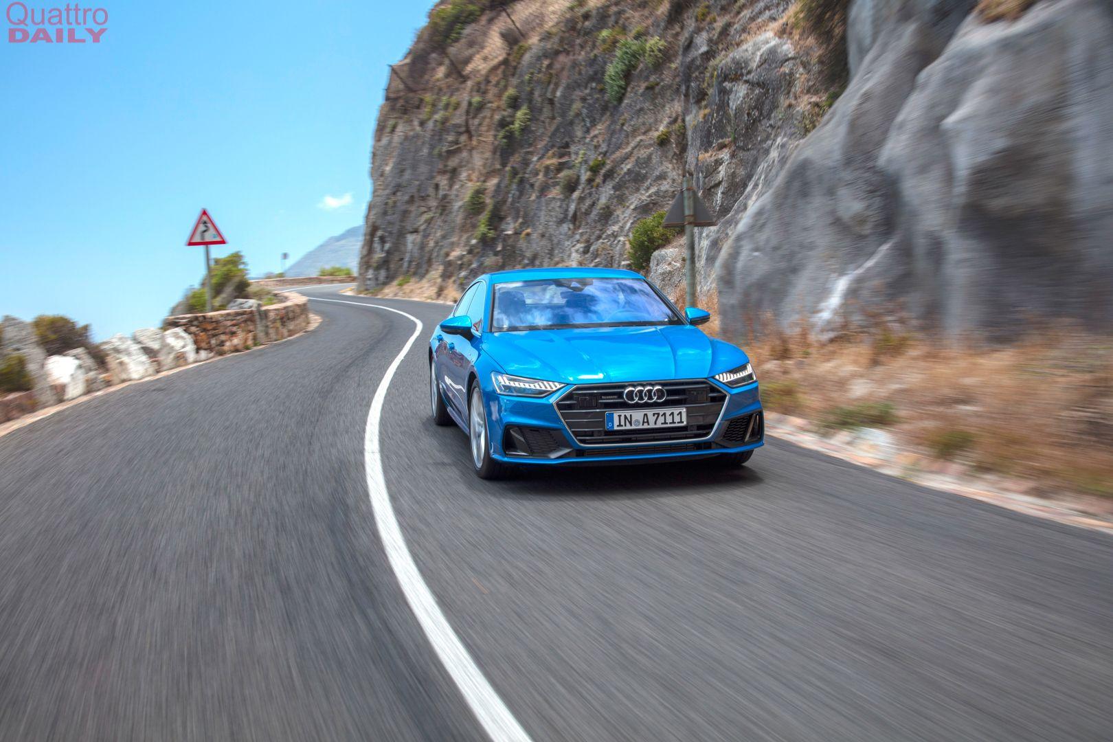Automobile drives Audi A7 on Southwest African adventure