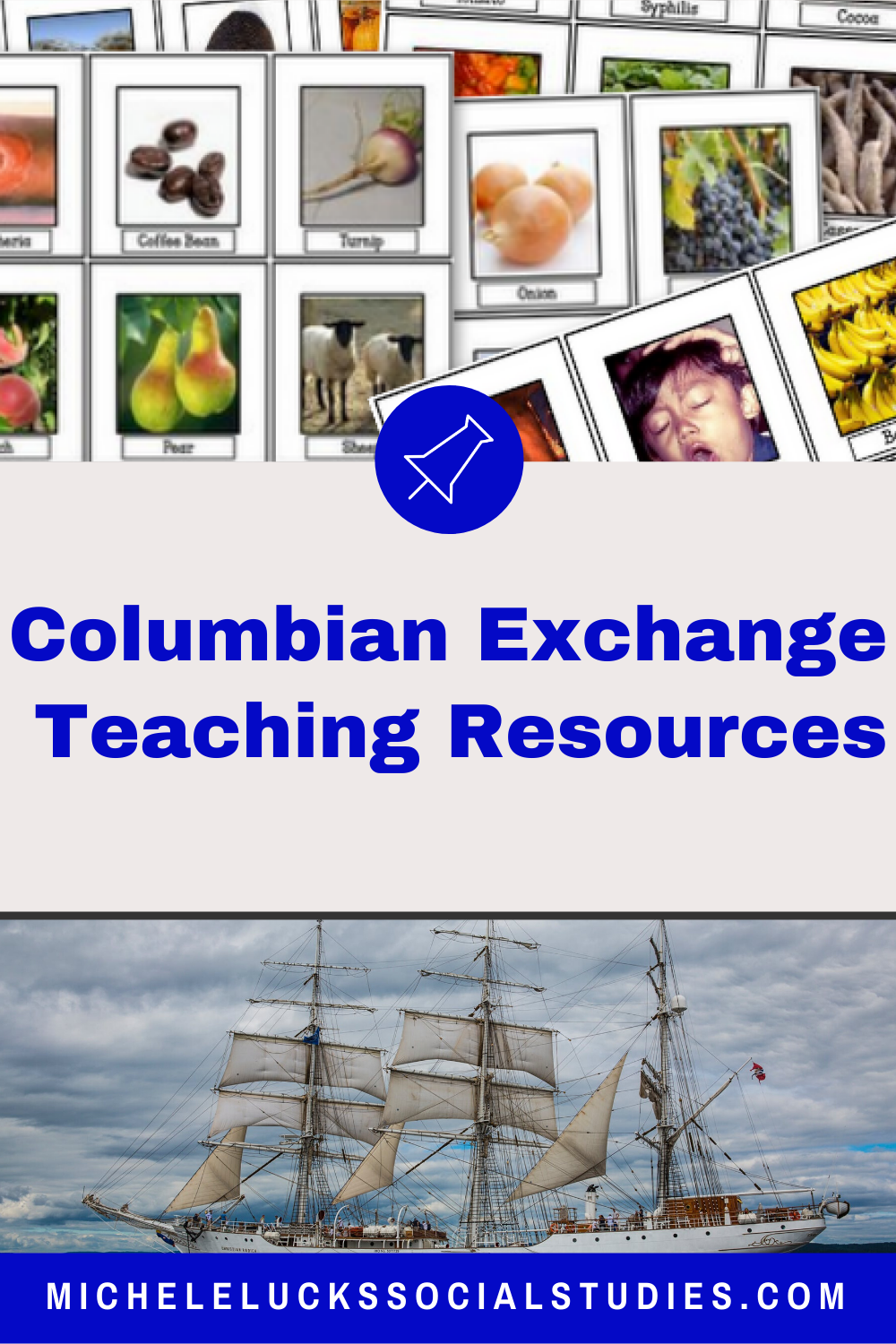 Columbian Exchange Trade Route Activity Activities