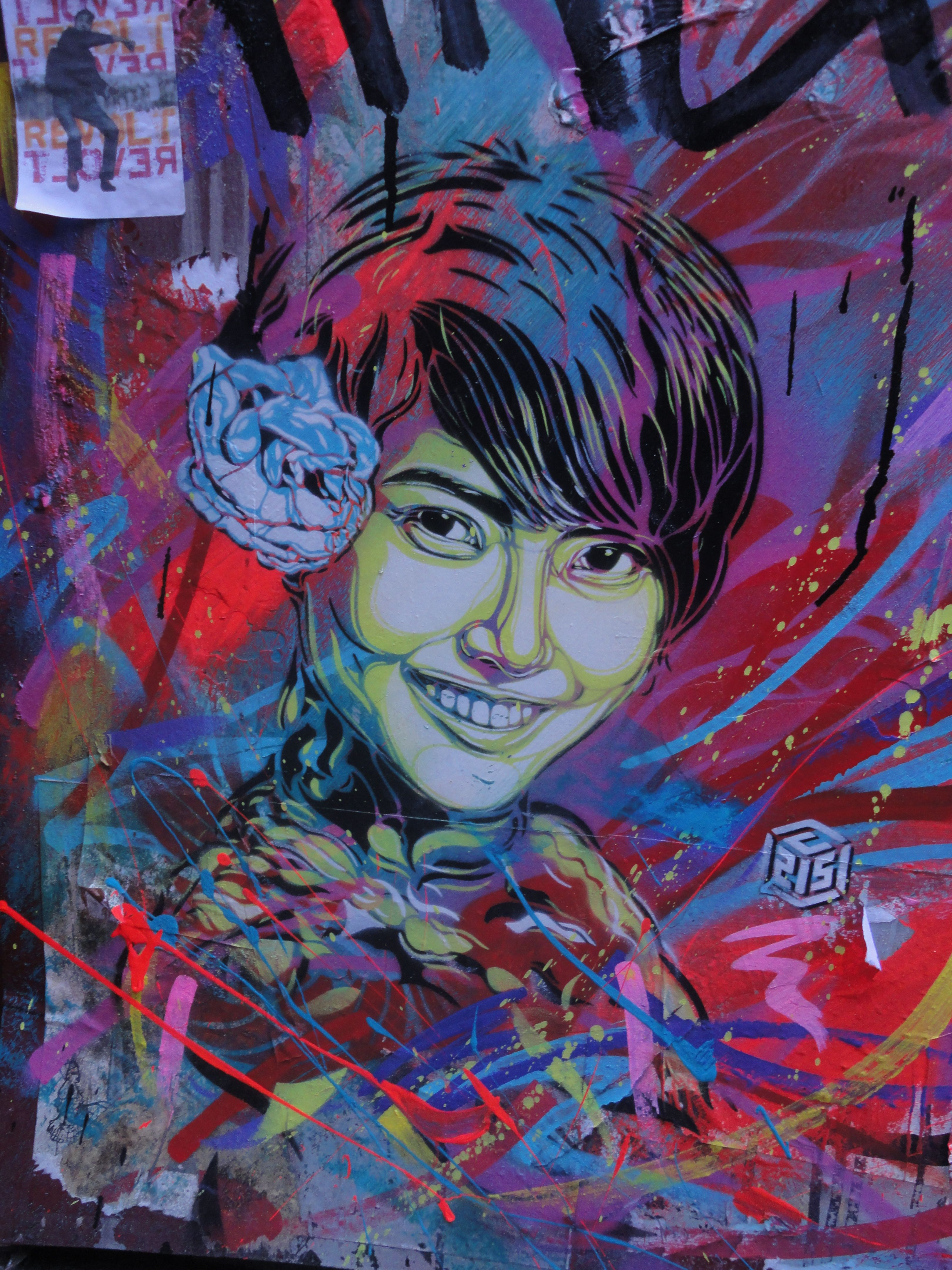 C215 in London - Picture by Harun Osmanovic