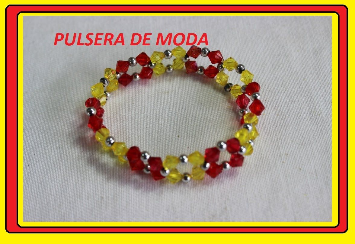 640f3d2c47a8 PULSERA DE MODA Beaded Jewelry Patterns