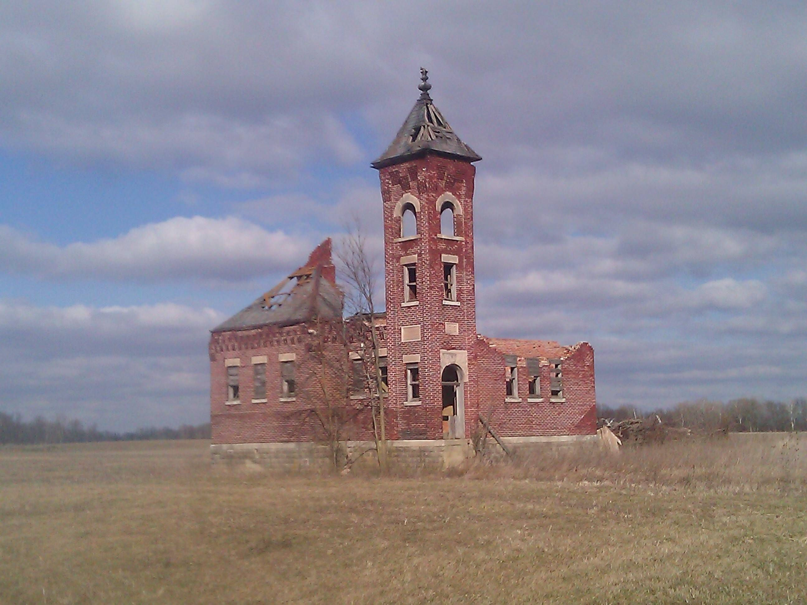 Old Country Churches Indiana